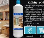 SUPERINIS Kalkių ir rūdžių valiklis CHEMO DESCALER-0
