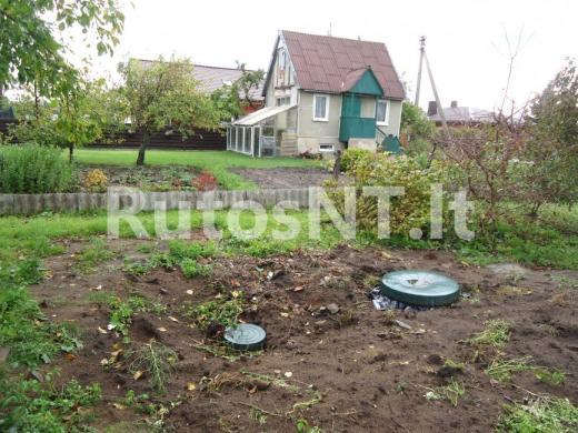 Parduodamas sodo namas Lingių kaime-5