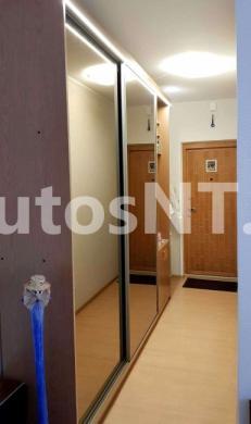 Parduodamas 2- jų kambarių su holu butas Vyturio gatvėje-5