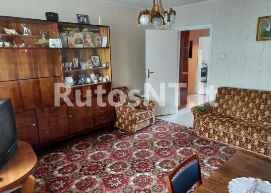 Parduodamas 2- jų kambarių butas Nidos gatvėje-1