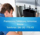 pramoninių šaldytuvų remontas Kaune 861877643-0