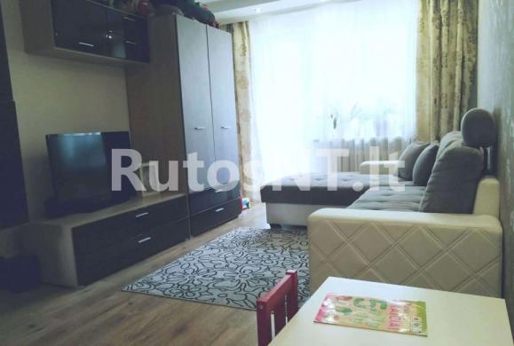 Parduodamas 2- jų kambarių butas I.Simonaitytės gatvėje-1