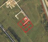 Parduodami 4 sklypai gyvenamųjų namų statybai: Lubinų g, Rimkai, Klaipėda.-0