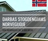 DARBAS STOGDENGIAMS NORVEGIJOJE-0