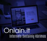 ✅ Responsive Dizaino Interneto Svetainės Su TVS nuo 150 eu.-0