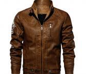 Parduodu visiškai nauja, odinė striuke: Dixon Leather Lone Rider-0