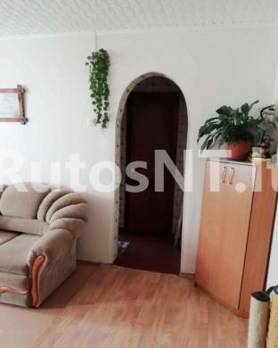 Parduodamas 2- jų kambarių butas Taikos prospekte-0