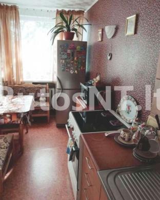 Parduodamas 2- jų kambarių butas Taikos prospekte-3