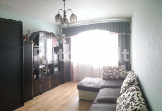 Parduodamas 4- rių kambarių butas Gargžduose, J.Janonio gatvėje-4