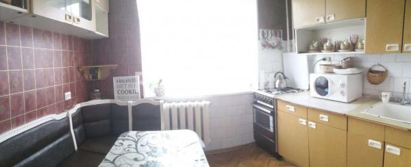Parduodamas 4- rių kambarių butas Gargžduose, J.Janonio gatvėje-5