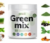 Powdi green mix-0