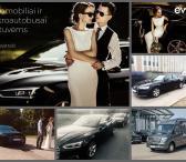 Mikroautobusų ir automobilių nuoma vestuvėms-0