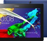 Lenovo Tab2 a10-70l 4G, tvarkinga plansete, 10 colių ekranas, 2GB RAM, 2kameros, dedasi sim kortele, kaina 99.99e.-0