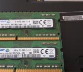 DDR3 Samsung 2 po 4GB 12800-0