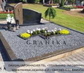 Paminklai/granito plokštės/tvorelės/kapų tvarkymas-0
