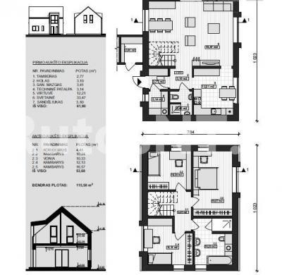 Parduodamas namas Tauralaukyje-5