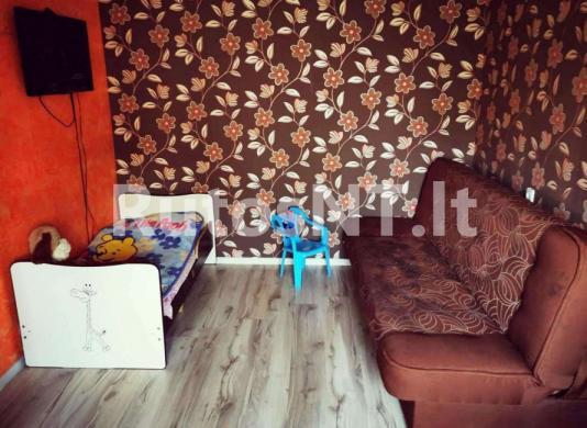 Parduodamas 2- jų kambarių butas Gargžduose, Dariaus ir Girėno gatvėje-2