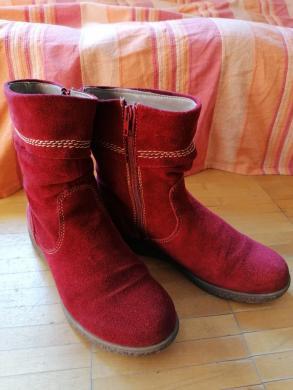 Batai, rudeniniai/pavasariniai raudoni zomša-1