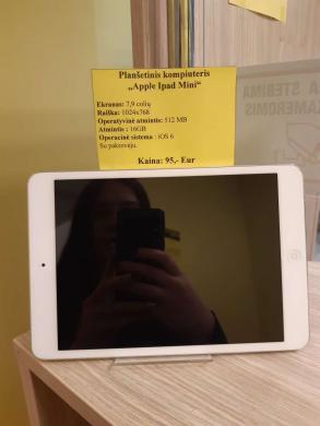 """Planšetinis kompiuteris """"Apple Ipad Mini""""-0"""