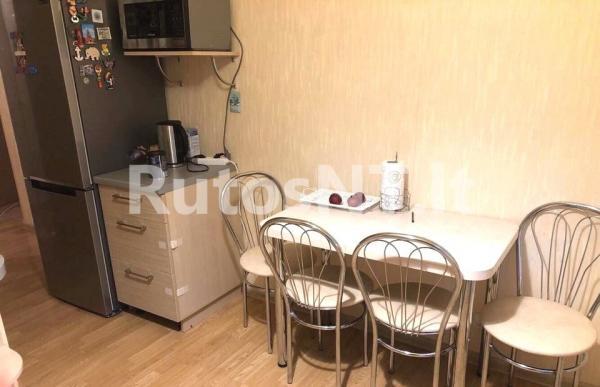 Parduodamas 3- jų kambarių butas Debreceno gatvėje-1