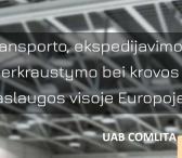 UAB Comlita - už Jūsų krovinio saugų pristatymą-0