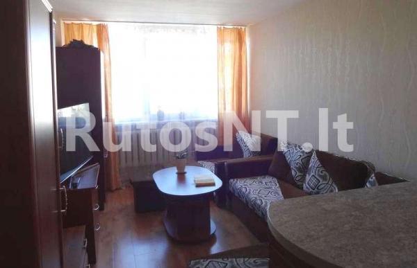 Parduodamas 2- jų kambarių butas Gargžduose, P. Cvirkos gatvėje-1