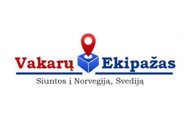 Vežame į Norvegiją 869818264-0