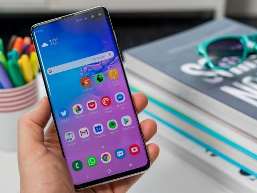 GALAXY S10+ PLUS-AMOLED-GORILLA GLASS 5-512GB+RAM 4GB-LT KALBA+DEKLAS-3