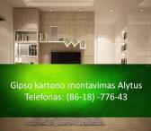Gipso kartono montavimas Alytus 861877643-0