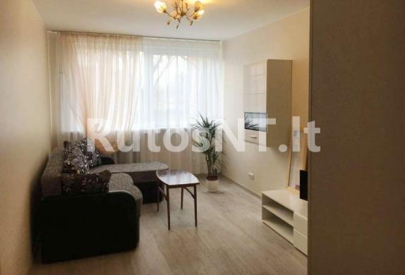 Parduodamas vieno kambario butas Taikos prospekte-0