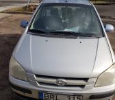 Parduodamas automobilis Hyundai Getz-0