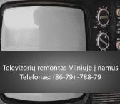 Televizoriu remontas Vilniuje i namus 867978879-0