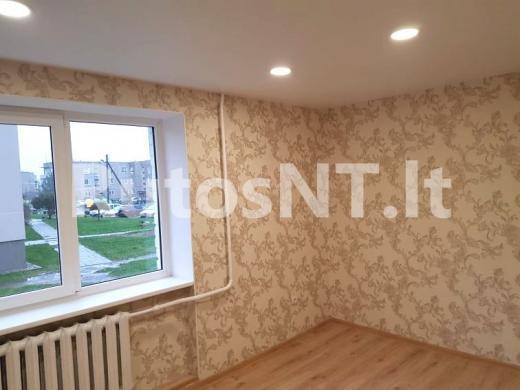 Parduodamas 2- jų kambarių butas Tauralaukyje, Klaipėdos gatvėje-1
