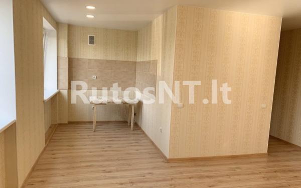 Parduodamas 2- jų kambarių butas Tauralaukyje, Klaipėdos gatvėje-4