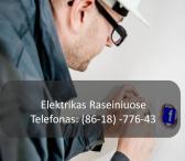 Elektrikas Raseiniuose 861877643-0