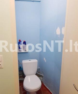 Parduodamas vieno kambario su holu butas Vyturio gatvėje-4