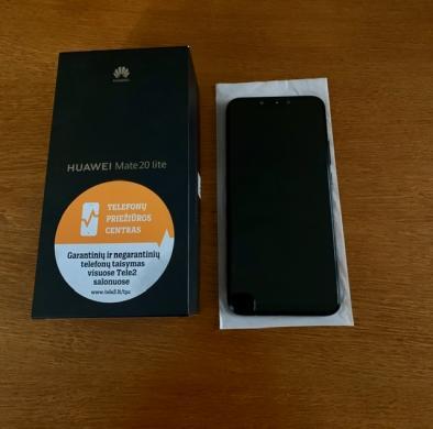 Parduodamas Huawei Mate 20 Lite (SNE-LX1) 64GB-0