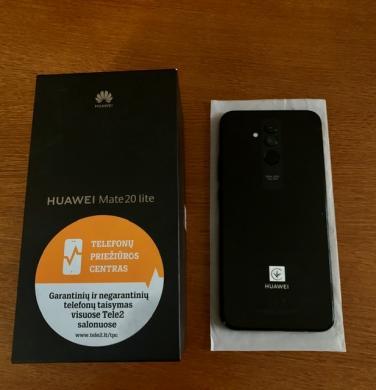 Parduodamas Huawei Mate 20 Lite (SNE-LX1) 64GB-1
