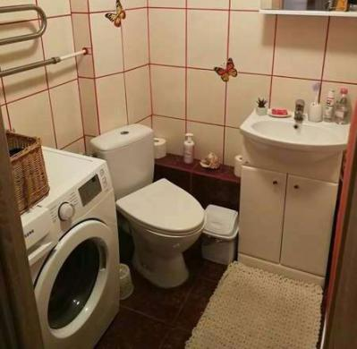 Išnuomuoju 1 puikiai irengta 1  kambario buta-3