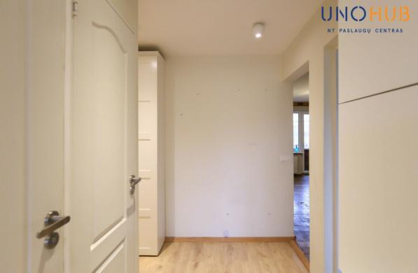 Parduodamas butas Baltupio g., Baltupiuose, Vilniuje, 78.33 kv.m ploto, 4 kambariai-1