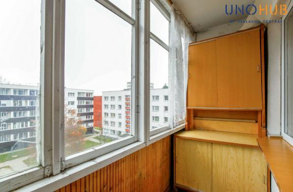 Parduodamas butas Baltupio g., Baltupiuose, Vilniuje, 78.33 kv.m ploto, 4 kambariai-5