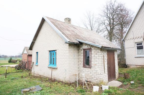 Parduodamas tvarkingas mūrinis namas Gelvonų mstl. Širvintų r.-6