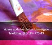 vidaus apdailos darbai Ukmergeje 861877643-0