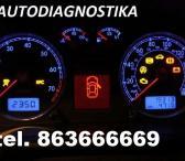 AUTODIAGNOSTIKA,TIKSLUS GEDIMU NUSTATYMAS-0