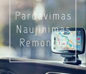 GPS NAVIGACINĖS ĮRANGOS REMONTAS BEI ATNAUJINIMAS-0