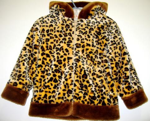 Dailus paltukas 4-5 metų mergaitei, 110 cm dydis, 10eur-0