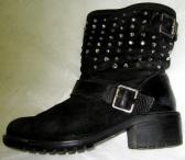 Zomšiniai demisezoniniai batai, 36 dydis, 9eur-0