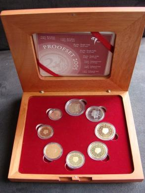 Nyderlandų 2005 ir 2010 metų eurų rinkiniai-2