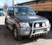 Parduodamas automobilis Toyota Land Cruiser-0