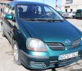 Parduodamas automobilis Nissan Almera Tino-0